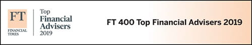 FT 400 Top Financial Advisors 2019