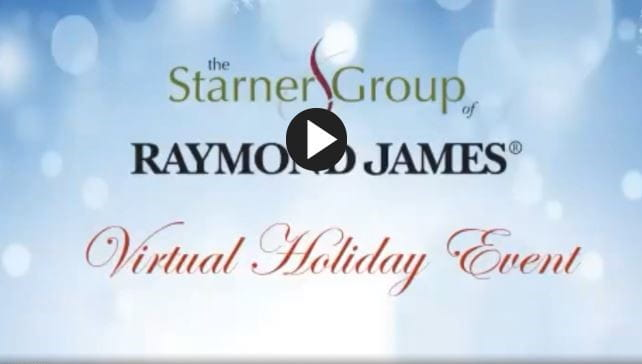 2020 Starner Group Virtual Holiday Event